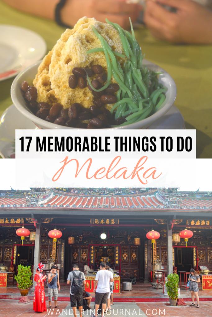 17 Memorable Things to do in Melaka