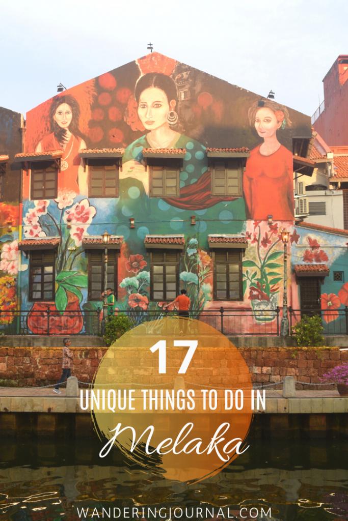 17 Unique Things to do in Melaka