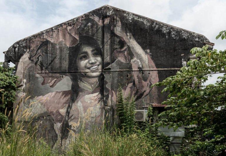 Balik Pulau Penang Street Art