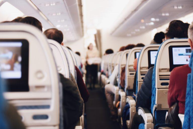 Passengers in Long Haul Flights