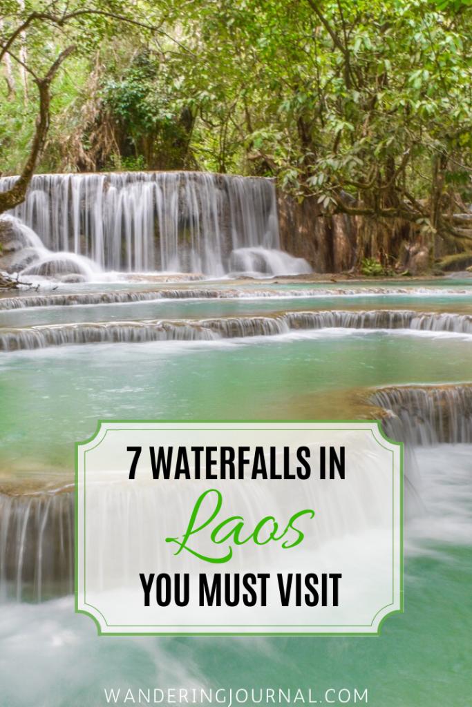 7 Waterfalls in Laos You Must Visit