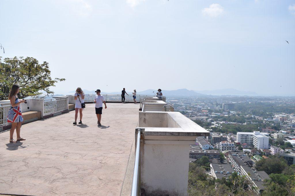 Khao Rang Viewpoint Observation Deck