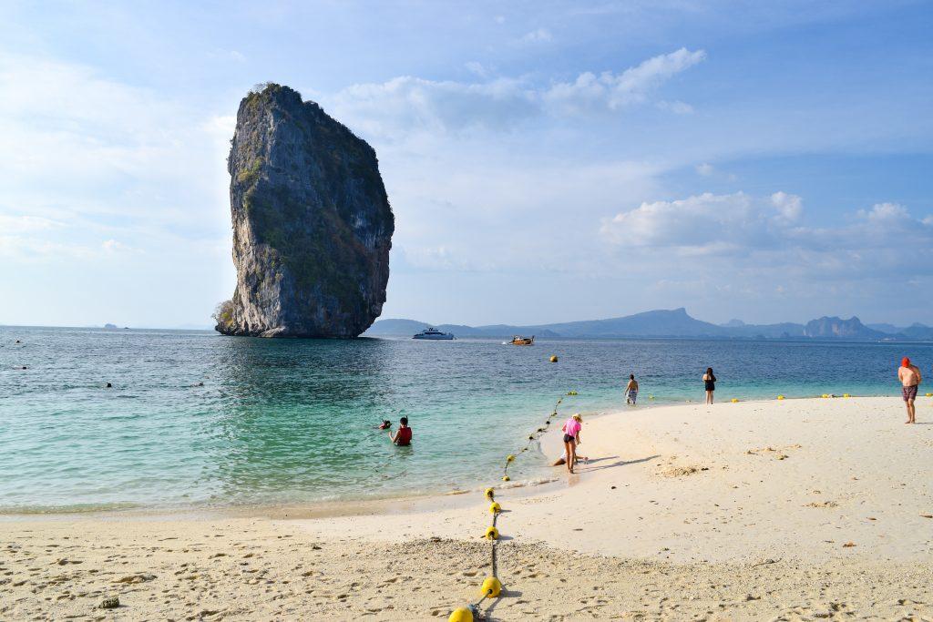 Ko Ma Tang Ming View and Poda Island Beach