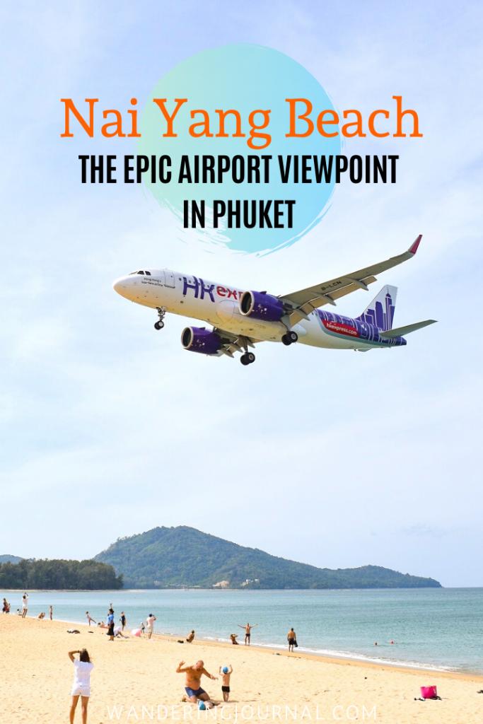 Nai Yang Beach The Epic Airport Viewpoint in Phuket