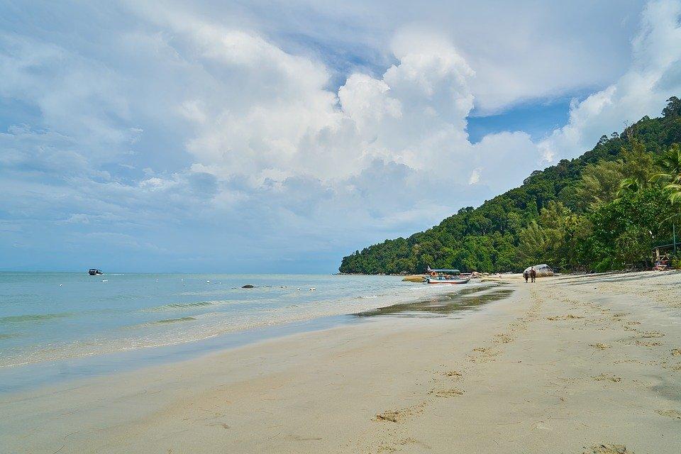 Nipah Beach in Pulau Tioman