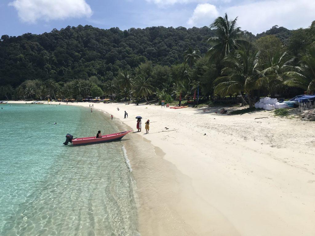 PIR Beach in Pulau Perhentian Besar