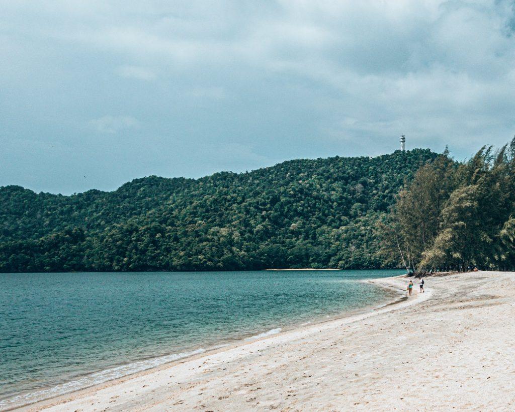 Tanjung Rhu Beach in Pulau Langkawi Malaysia