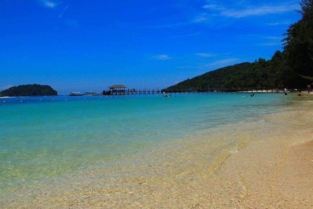 Tunku Abdul Rahman Marine Park Sabah